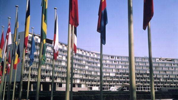 Siedziba UNESCO - Sputnik Polska