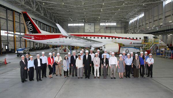 Mitsubishi Regional Jet - Sputnik Polska