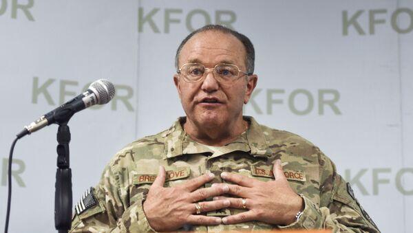 Dowódca sił NATO w Europie generał Philip Breedlove - Sputnik Polska