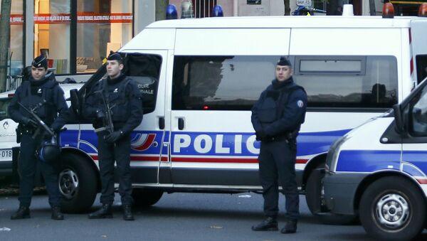 Zamachy w Paryżu - Sputnik Polska