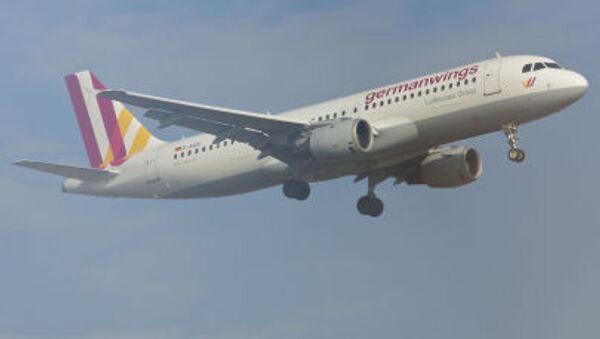 Самолет компании Germanwings Аэробус A320 - Sputnik Polska