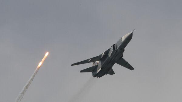 Su-24m bomber - Sputnik Polska