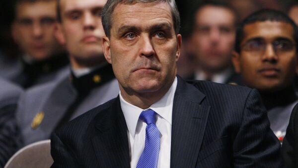 Przedstawiciel USA przy NATO Douglas Lute - Sputnik Polska