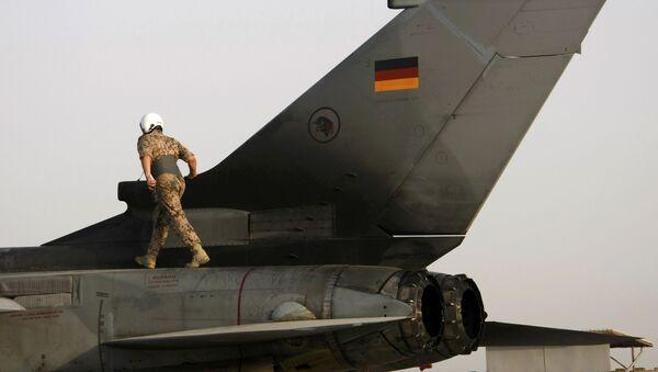 Myśliwiec Tornado niemieckich sił powietrznych - Sputnik Polska