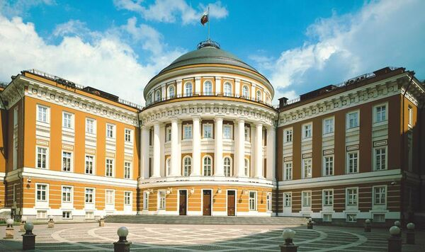 Pałac Senacki w Kremlu - Sputnik Polska