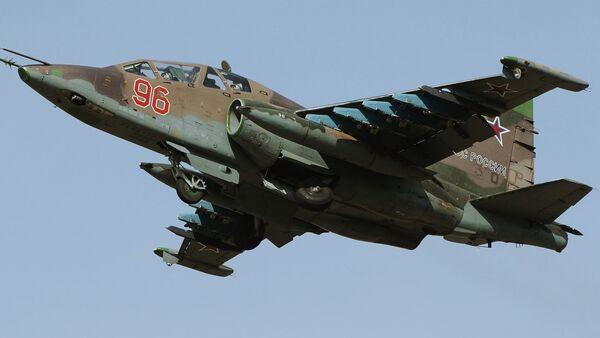 Su-25 - Sputnik Polska