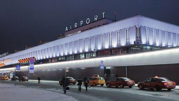 Międzynarodowe lotnisko Pułkowo - Sputnik Polska