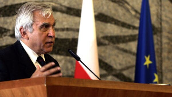 Współprzewodniczący Polsko-Rosyjskiej Grupy ds. Trudnych Adam Rofield - Sputnik Polska