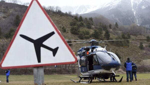 We francuskich Alpach pracuje od 15 do 20 ratowników, śledczy oraz wojskowi. - Sputnik Polska