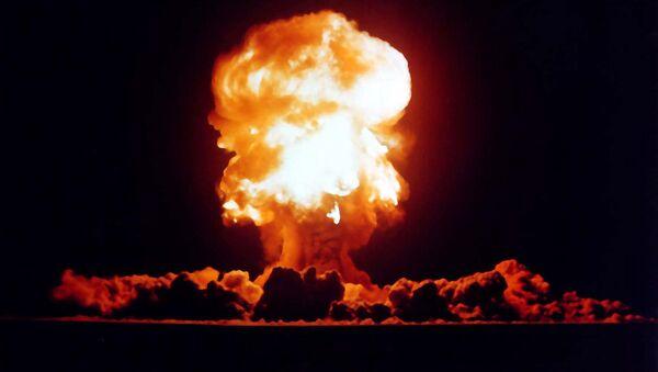 Testy nuklearne w Nevadzie, 1957 rok - Sputnik Polska