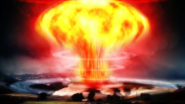 Uderzenie jądrowe - Sputnik Polska