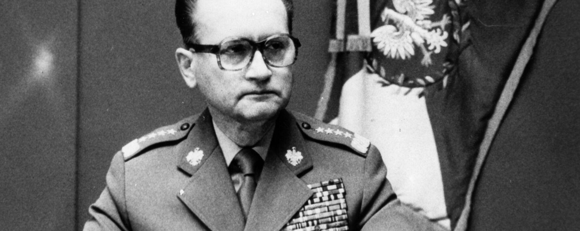 Ogłoszenie stanu wojennego - Wojciech Jaruzelski - Sputnik Polska, 1920, 13.12.2020