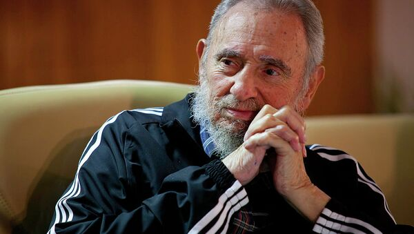 Fidel Castro - Sputnik Polska