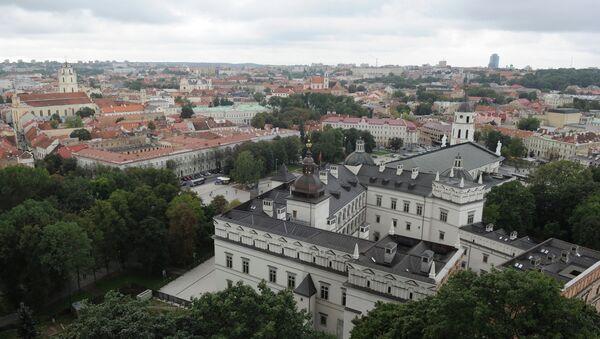Wilno, stolica Litwy - Sputnik Polska