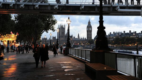 Londyn, stolica Wielkiej Brytanii - Sputnik Polska