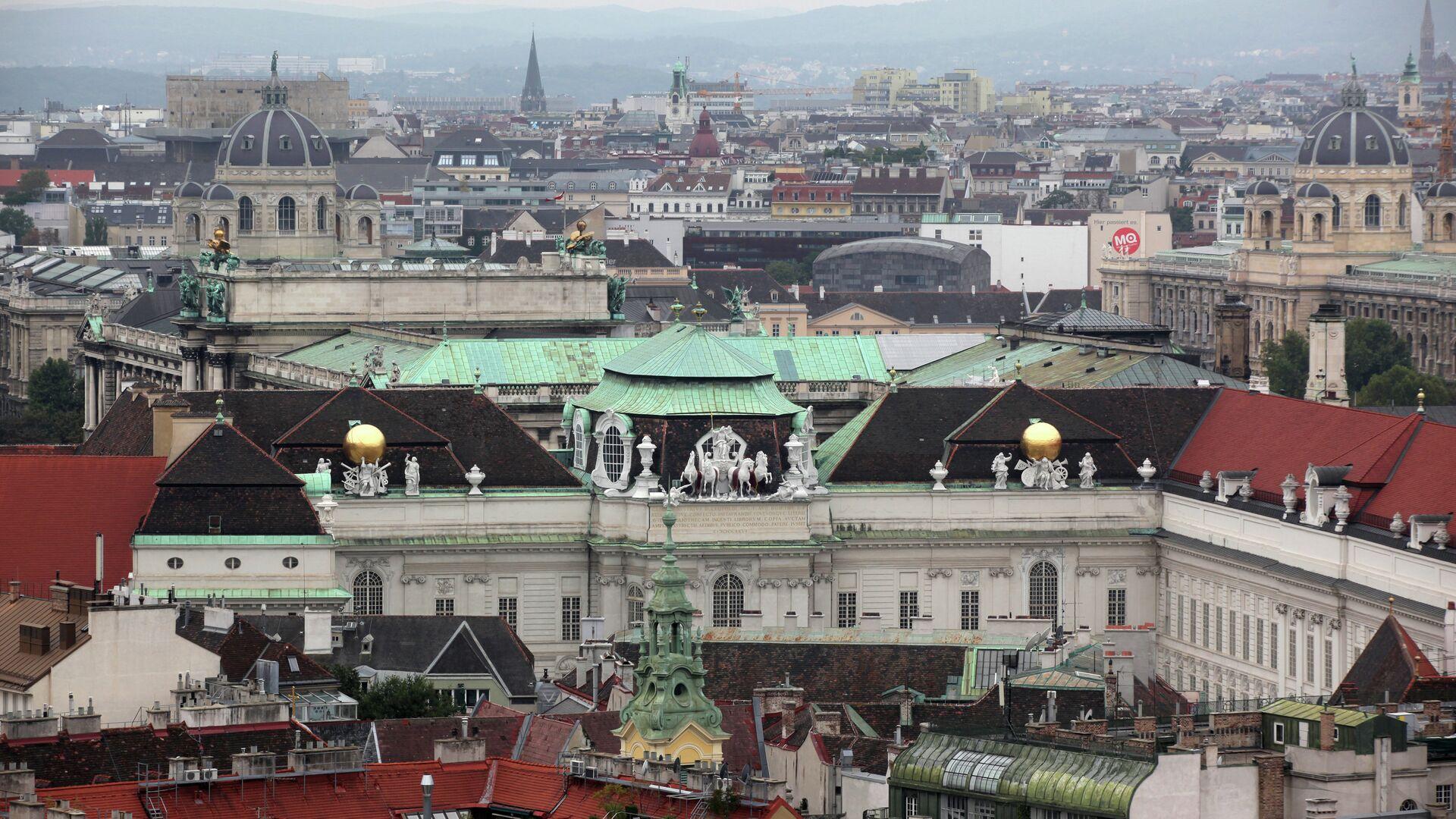 Wiedeń, stolica Austrii - Sputnik Polska, 1920, 01.10.2021