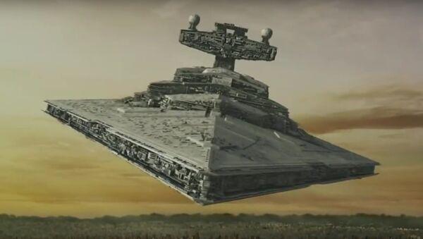 Statek kosmiczny Star Wars - Sputnik Polska