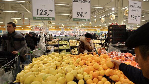 Rospotrebnadzor consumer rights watchdog launches testing of Turkish goods - Sputnik Polska
