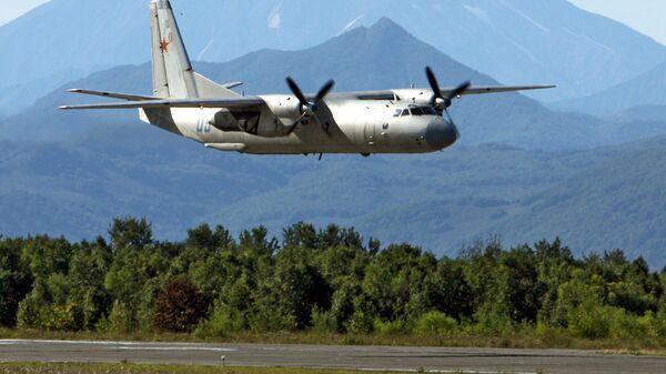 Samolot An-26 - Sputnik Polska