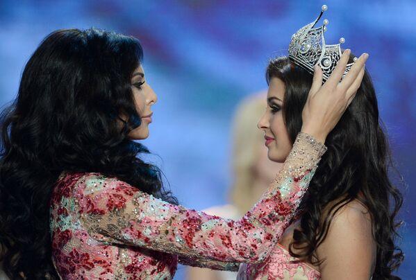 Miss Rosji-2015 Sofia Nikitczuk w Barvikha Concert Hall - Sputnik Polska