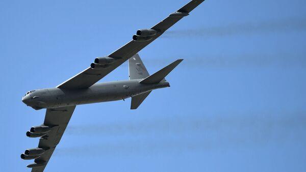 Amerykański bombowiec B-52 - Sputnik Polska