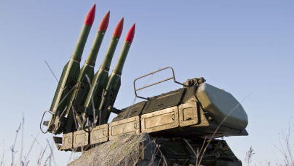 System kierowanych rakiet ziemia–powietrze Buk - Sputnik Polska
