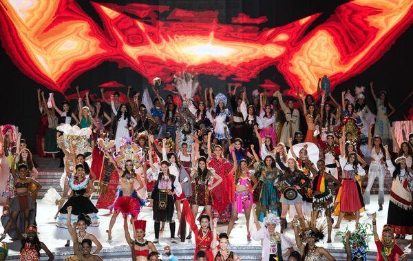 Miss World 2015 w Chinach. - Sputnik Polska