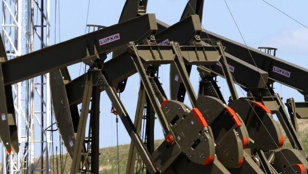 Wydobycie ropy naftowej w Watford City - Sputnik Polska