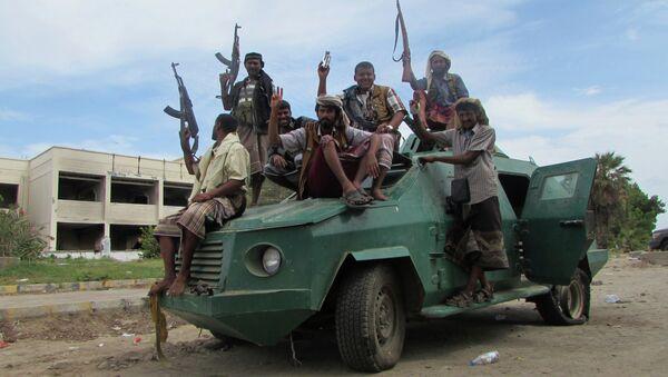 Aden, Jemen - Sputnik Polska