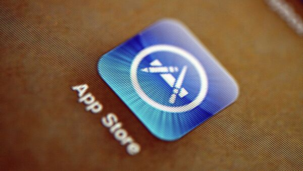 The App Store - Sputnik Polska