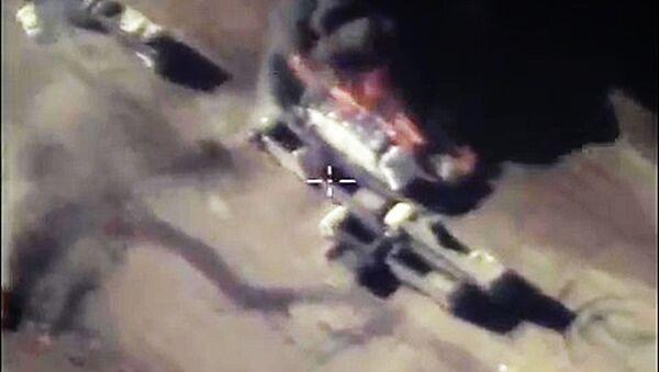 Rosyjska operacja powietrzna w Syrii - Sputnik Polska