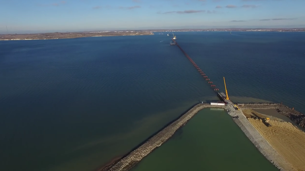 Most na Krym - Sputnik Polska