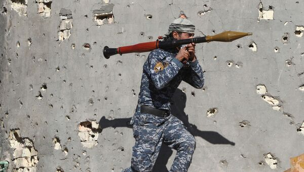 Walki w Iraku - Sputnik Polska