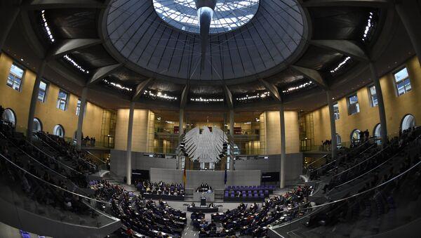 Bundestag - Sputnik Polska