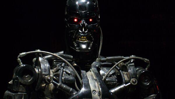 Terminator Exhibition: T-800 - Sputnik Polska