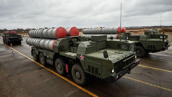 Rakietowe systemy przeciwlotnicze S-300 - Sputnik Polska