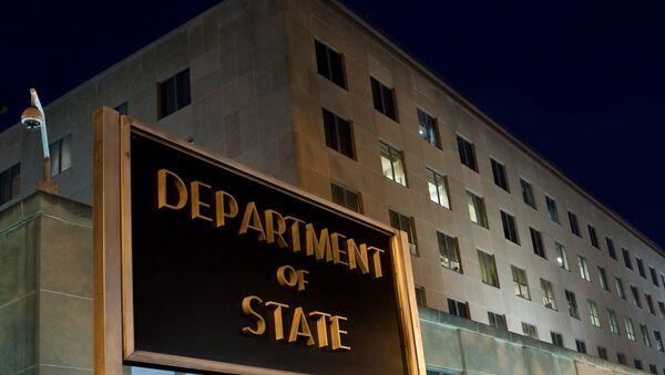 Departament Stanu USA w Waszyngtonie - Sputnik Polska