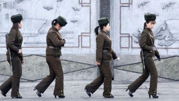 Potencjał militarny KRLD, którego powinna bać się Korea Południowa - Sputnik Polska
