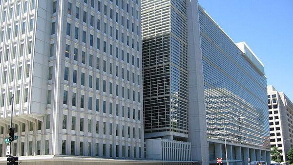 Sztab Banku Światowego w Waszyngtonie - Sputnik Polska