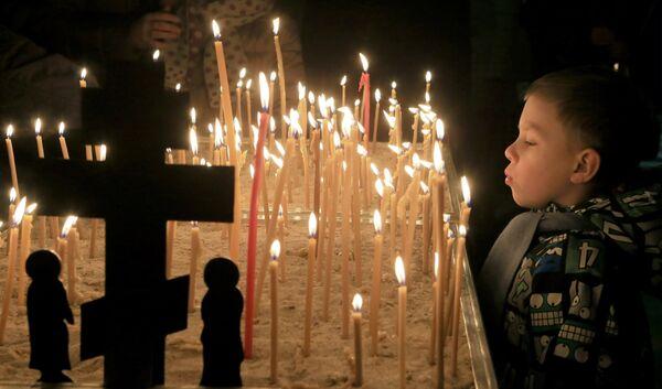Jak Rosja świętuje Boże Narodzenie - Sputnik Polska