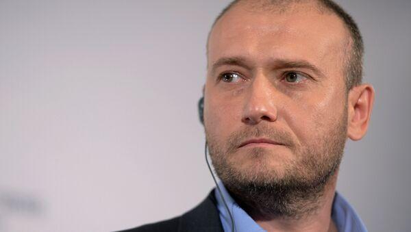 Lider Prawego Sektora Dmytro Jarosz - Sputnik Polska