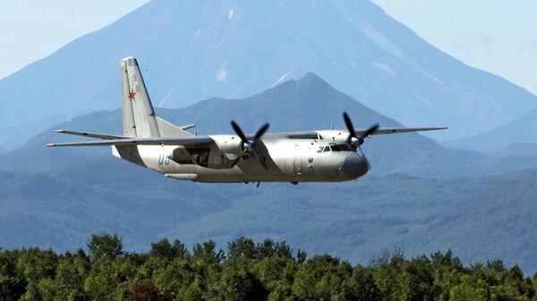 Samolot transportowy An-26 - Sputnik Polska