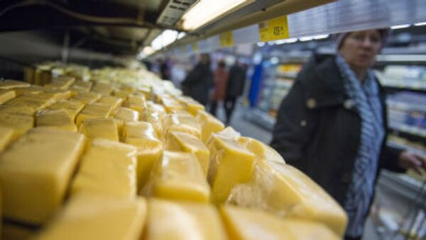 Ukraina wprowadza embargo na rosyjskie produkty - Sputnik Polska
