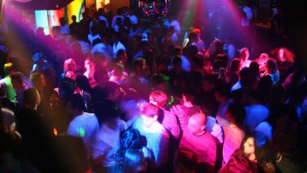 Wieczór w klubie nocnym - Sputnik Polska