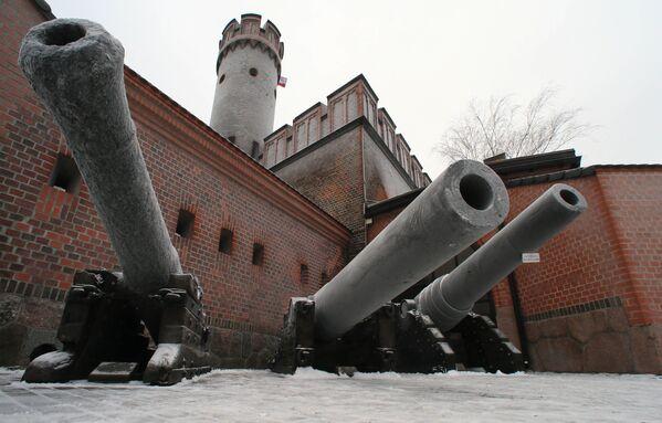 Twierdza Friedrichsburg w Kaliningradzie - Sputnik Polska