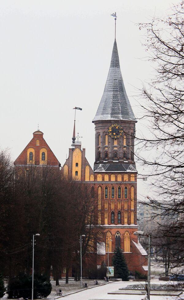 Katedra w Kaliningradzie - Sputnik Polska