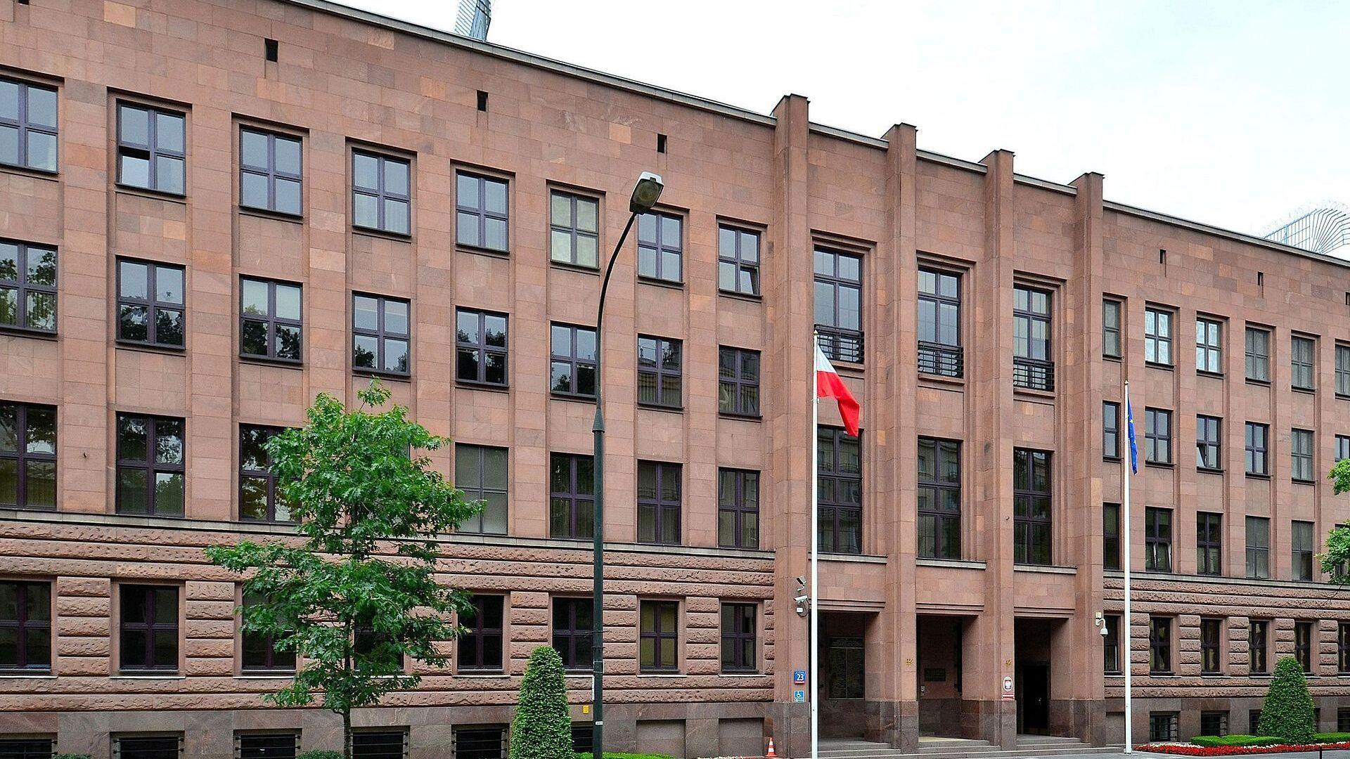 MSZ Polski w Warszawie - Sputnik Polska, 1920, 08.10.2021
