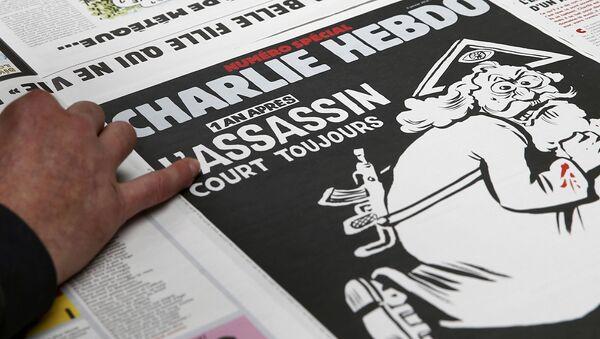 Specjalne wydanie Charlie Hebdo - Sputnik Polska