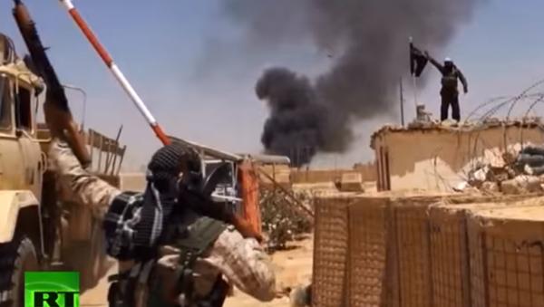 Syryjska armia wyparła islamistów z Dajr az-Zaur. WIDEO - Sputnik Polska