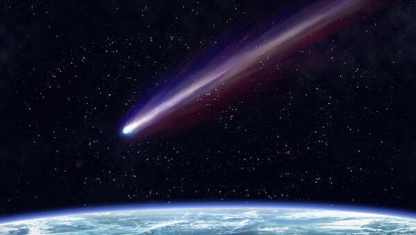 Kometa - Sputnik Polska